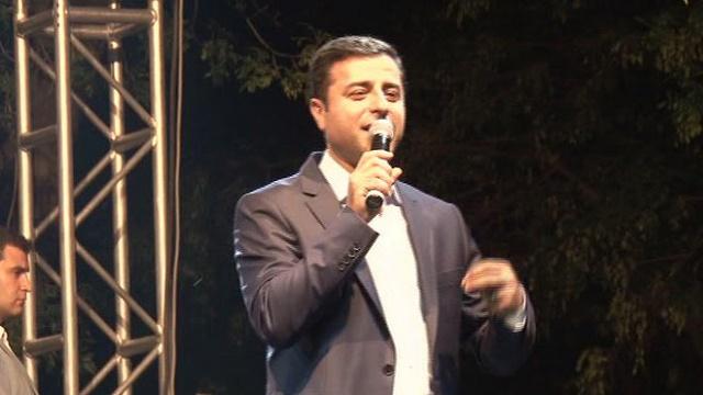 Demirtaş'ın eski sevgili çağrısı sosyal medyayı salladı
