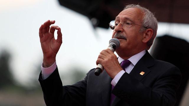 Kılıçdaroğlu: Çatlasalar da patlasalar da...