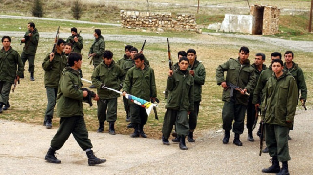 PKK ile o örgüt arasında tehlikeli gerginlik!