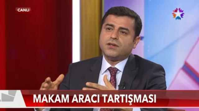 Demirtaş: AKP sürekli düşüşte...
