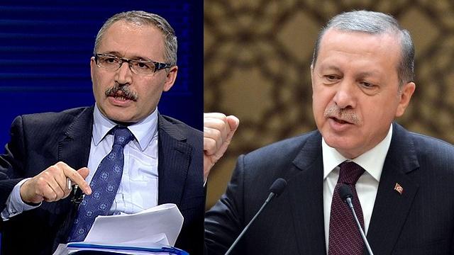 Selvi: Erdoğan'a kıymayın efendiler