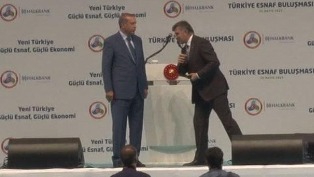 Hata üstüne hata yaptı, Erdoğan devreye girdi
