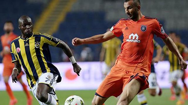Başakşehir Fenerbahçe'nin hayallerini yıktı! 2-2