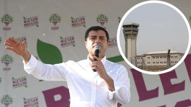 Demirtaş: O açılışı Erdoğan ile yapmayı isterdik ama..