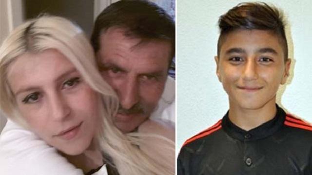 Küçük kızıyla sokakta yürürken kafasından vurdular