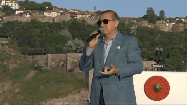 Erdoğan: Eyy Bahçeli sen kimsin ya? Haddini bil