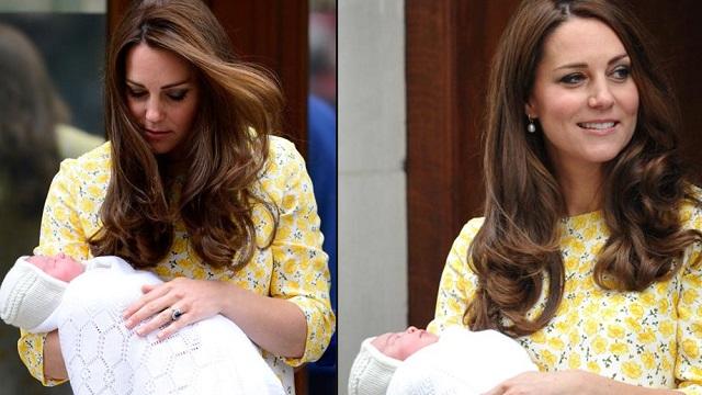 Kate Middleton, yeter artık işinin başına dön!