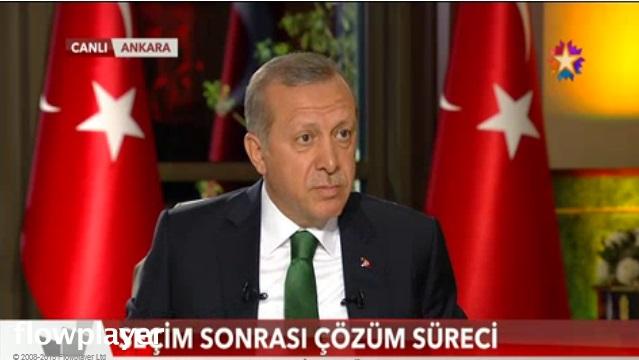 Erdoğan: Demirtaş'ı muhatap almak istemem..