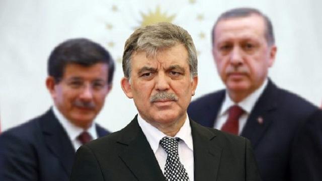 Gül, Erdoğan'ın hatalarına ortak olmak istemiyor..