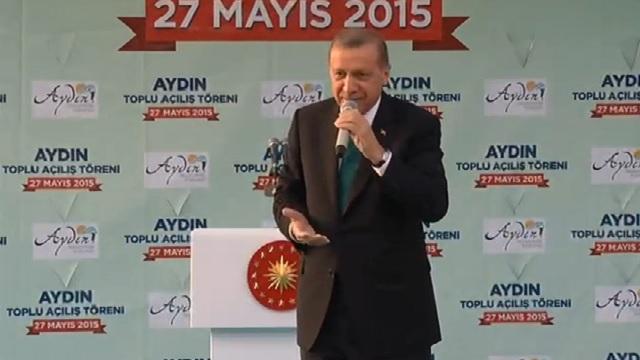 Erdoğan: Adnan Menderes gibi bir son şereftir