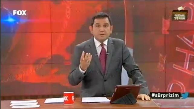 Fatih Portakal'dan Fetih mitingi eleştirisi
