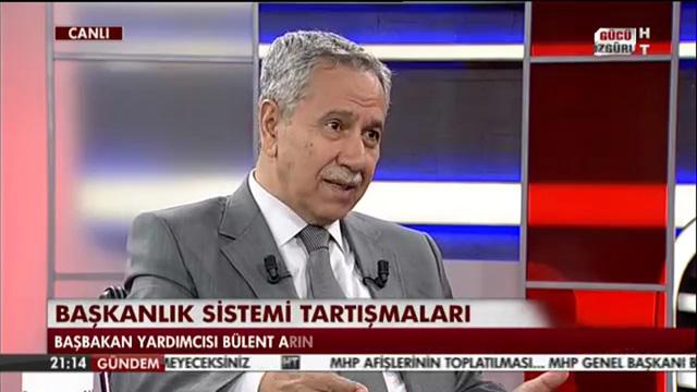 Arınç'tan şok çıkış: AK Parti de, HDP de yanlış yaptı!