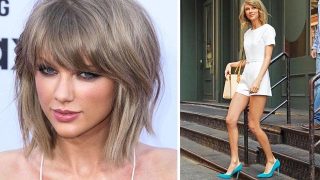 Taylor Swift'in bacakları 40 Milyon Dolar