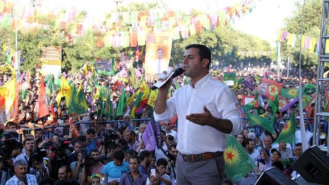 Siz de Demirtaş'a bakınca Gezi Ruhunu görenlerden misiniz?
