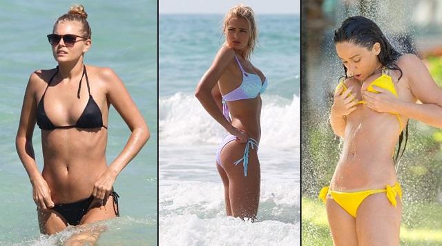 2015'in çarpıcı bikinileri