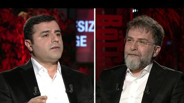 Ahmet Hakan: Demirtaş'a bal gibisin diye yavşamadık