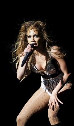 Jennifer Lopez Fas'a fazla seksi geldi