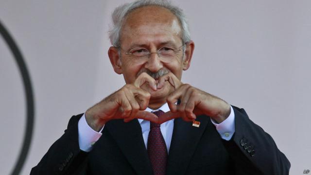 Kılıçdaroğlu'ndan seçmene kalpli selam