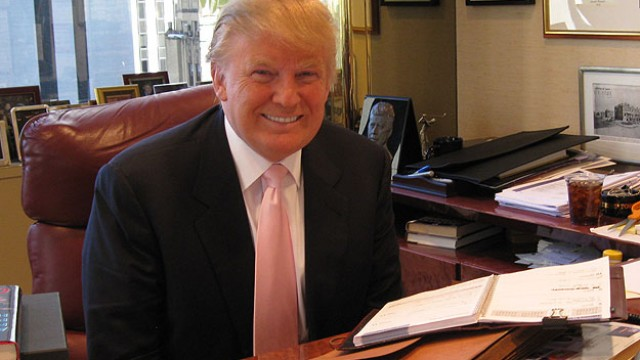 NBC, Donald Trump'ı kovdu