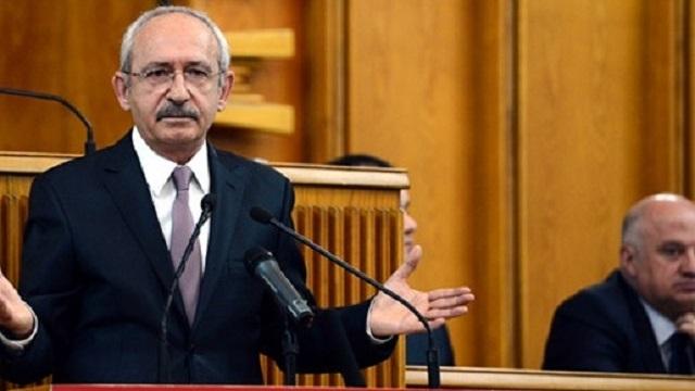 Kılıçdaroğlu: Şu an geçici Başbakansın