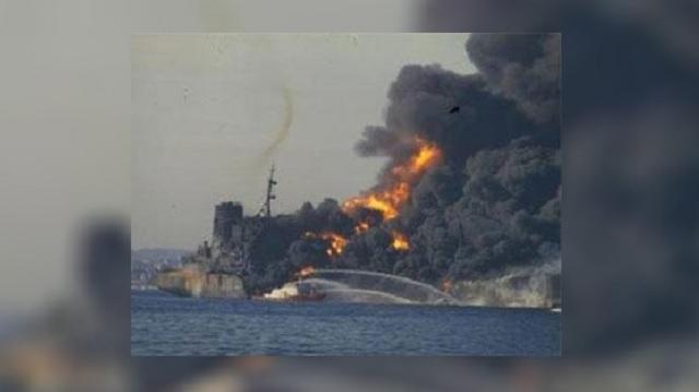 Sosyal medya Kadıköy Moda'da tanker patlattı