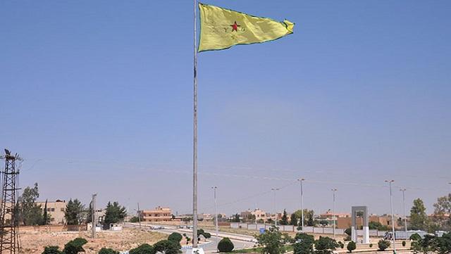 Tel Abyad'ın tamamının kontrolü yeniden YPG'de