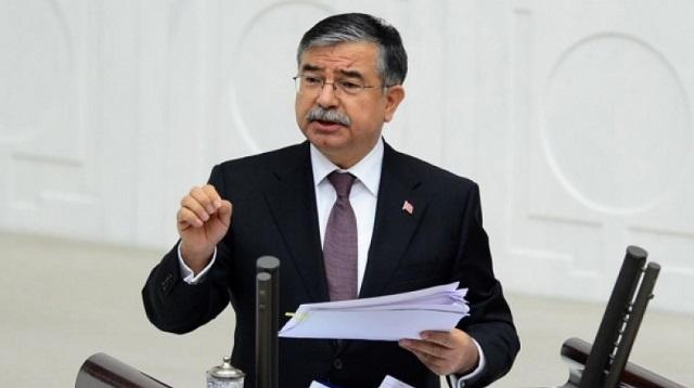 Meclis Başkanı AKP'li İsmet Yılmaz oldu