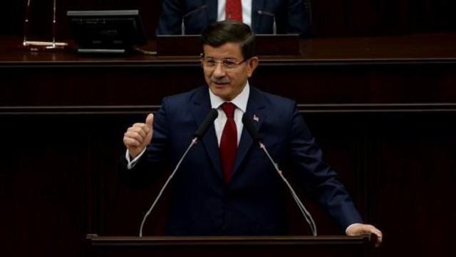 Başbakan Davutoğlu: O kavram bugün çöktü