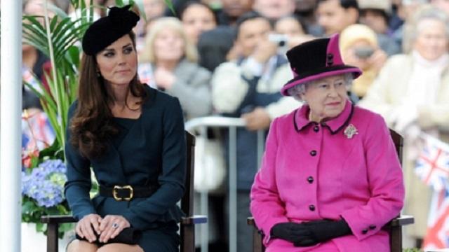 Kraliyet Ailesi'nde gelin kaynana kavgası
