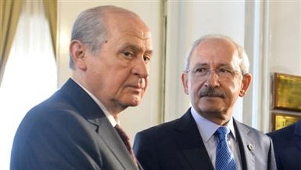 Kılıçdaroğlu patladı: MHP AKP'nin koltuk değneği!
