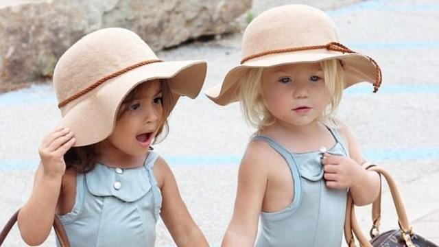 2 yaşındaki kızların 100 bin takipçileri var!