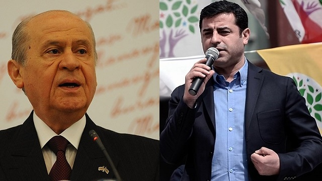 MHP, yasa gereği HDP ile koalisyon yapabilir!