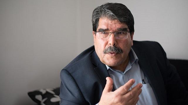 Salih Müslim: Türk askeri Suriye'ye girme taraftarı değil