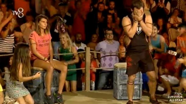 Survivor All Star'da son 10 yılın şampiyonu Turabi oldu