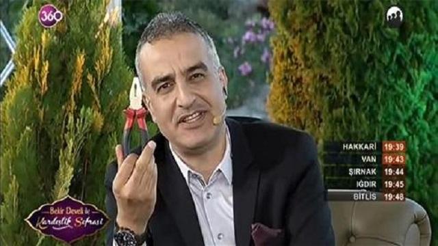 TRT'de Allah diyen pense iddiası