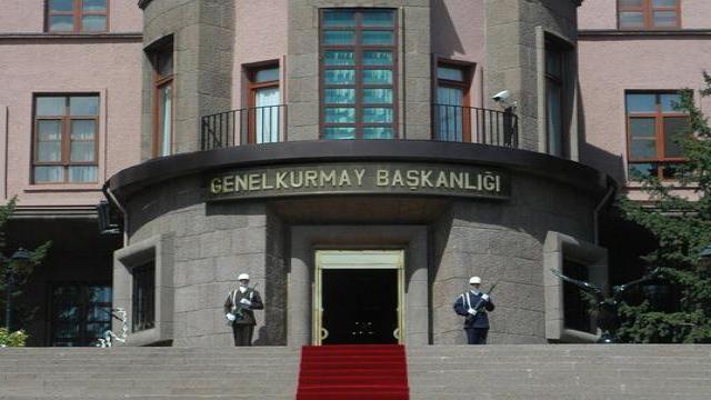 Sınır komutanları Ankara'ya çağrıldı