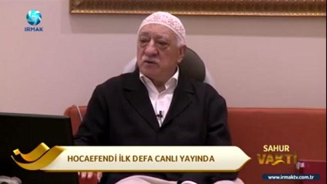 Gülen'den sahur vakti Erdoğan'a sert mesajlar
