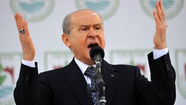 Bahçeli'den milletvekillerine koalisyon talimatı