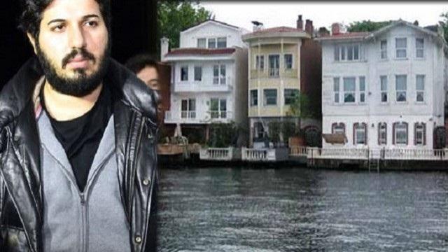 Murat Bardakçı Reza Zarrab'ın yalılarını savundu