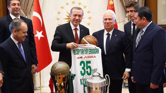 Erdoğan KSK Başkanına sordu: Bu formadaki 35.5 nedir?