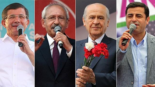 AKP-MHP ilişki durumu karışık.. HDP-AKP: Boşanmış