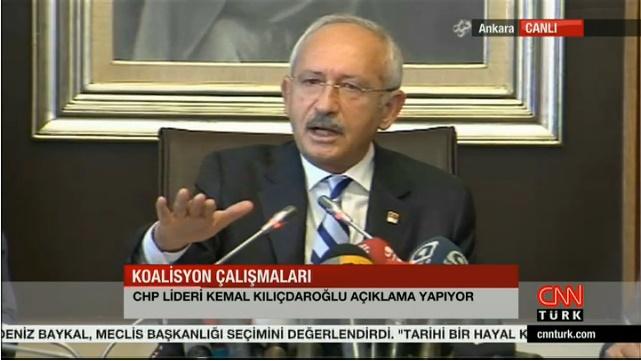 Kılıçdaroğlu: Vallahi dedikodudan bıktım artık..