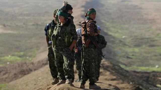 YPG'ye saldırılar IŞİD'e moral veriyor