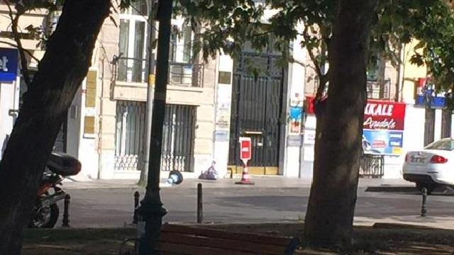 Gezi Parkı'nda bomba alarmı!