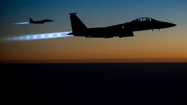 Kuzey Irak'taki PKK hedeflerine 6. hava operasyonu