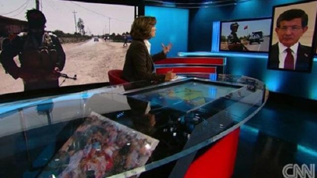 Davutoğlu'na sordu: IŞİD'le savaşa neden geç katıldınız?