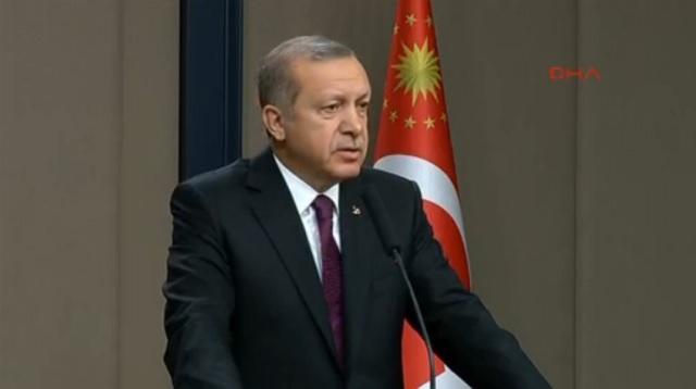 Erdoğan: Şehitlerimizin kanının hesabını soracağız