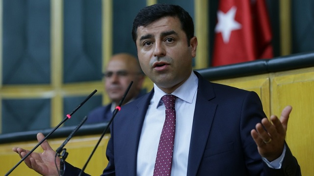 Demirtaş: Erdoğan, PKK'nin silah bırakmasını engellemiştir