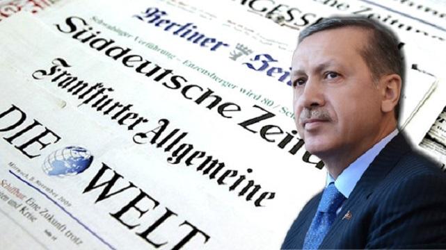 Alman basını: Erdoğan Kürtlerle barış sürecini bitirdi