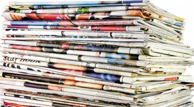 Gazete ve dergi tirajları bir yılda yüzde 7,6 azaldı